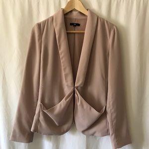 Jackets & Blazers - Spring pink blazer